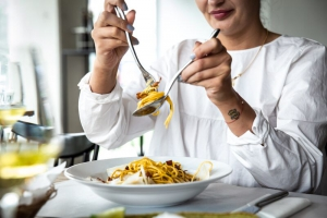 Pasta thursday in Wloska Restaurant