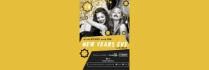 Welcome New Year's Eve in Scena54!