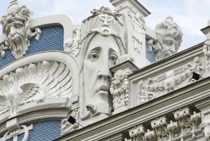 Art Nouveau Walking Tour in Riga