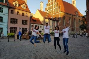 Best of Riga Walking Tour