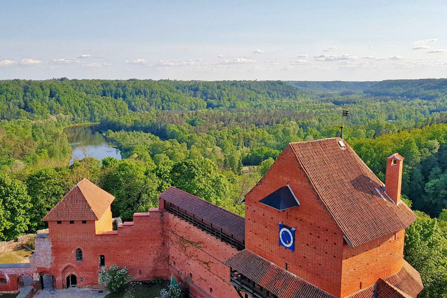 Discover Best of Sigulda and Gauja National Park In One Day