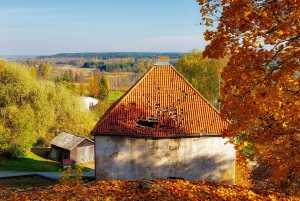 From Riga: Abava Valley Tour