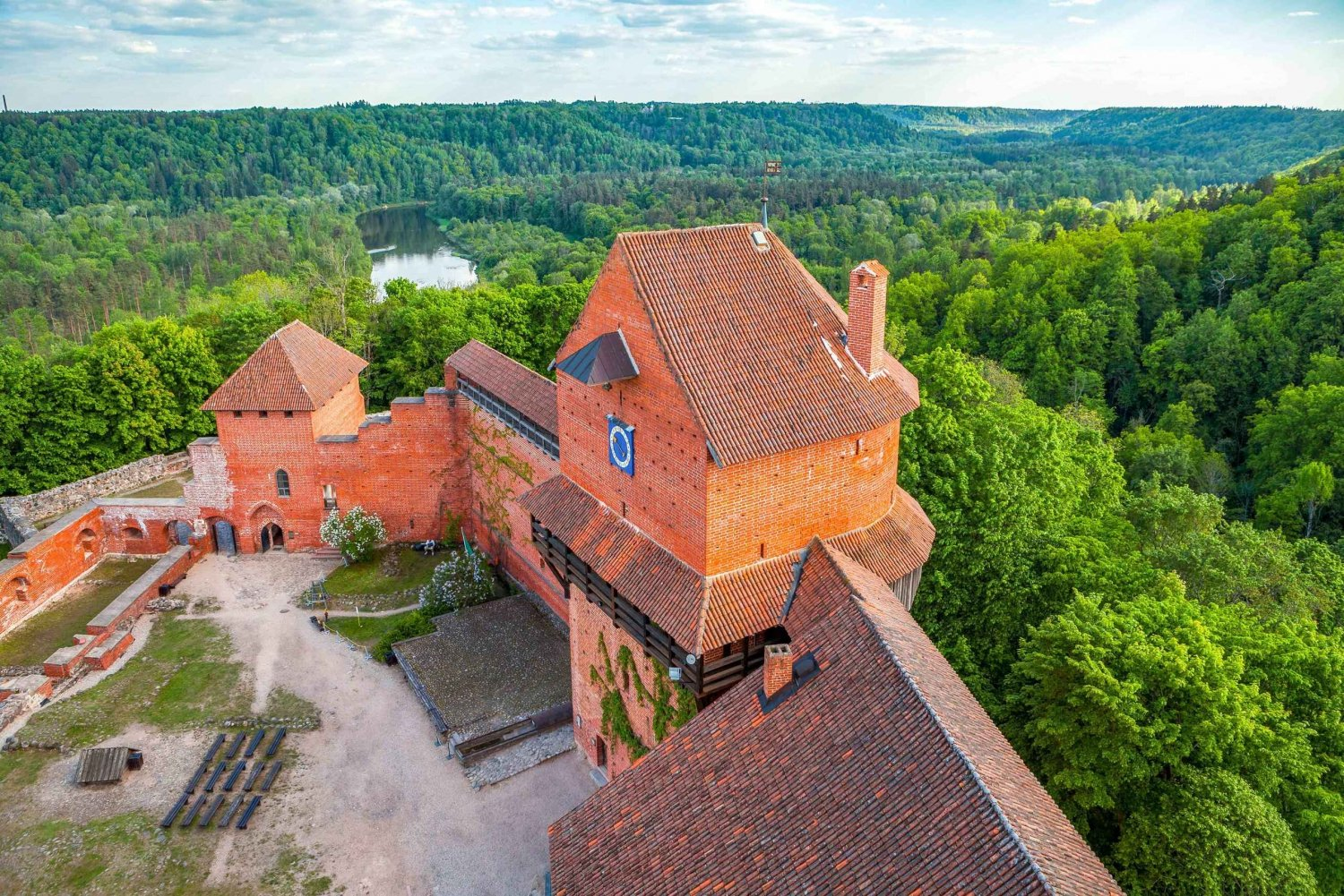 From Riga: Cēsis, Sigulda & Turaida Castle Tour