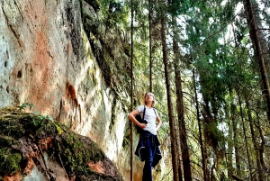 From Riga: Gauja National Park Full-Day Hike