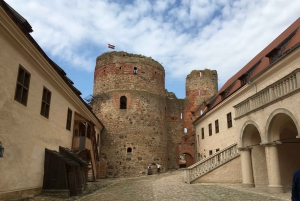 Latvian Palaces and Medieval Castles Private Tour