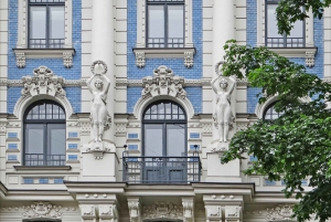 Private 2-Hour Riga Pearl of Art Nouveau Tour