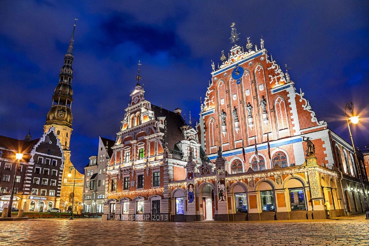 Riga: 2-Hour Private Medieval Tales of Old Riga Tour