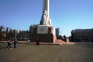 Riga: 3-Hour Old town and Farmers Market Detective Tour