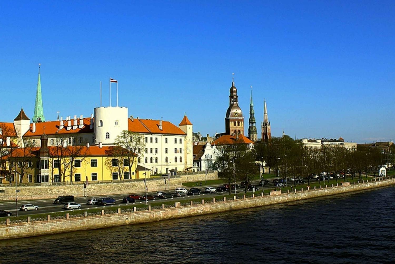 Riga: 3-Hour Private City Tour