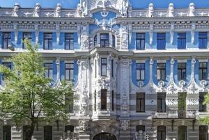 Riga: Art Nouveau Architecture Tour