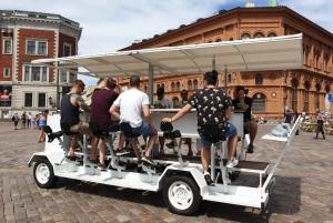Riga: Beer or Cider Bike Tour