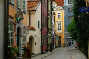 Riga Classical Old Town 2-Hour Walking Tour