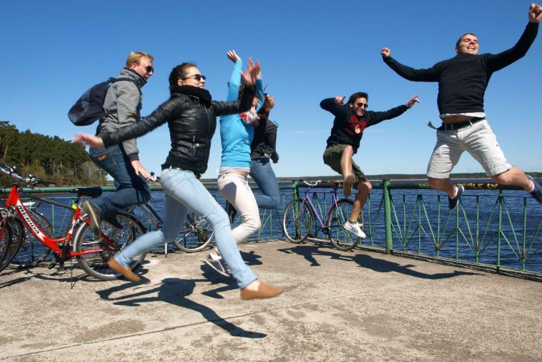 Riga Explorer Bike Tour