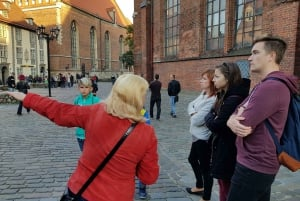 Riga: Ghost Walking Tour and Balsam Tasting
