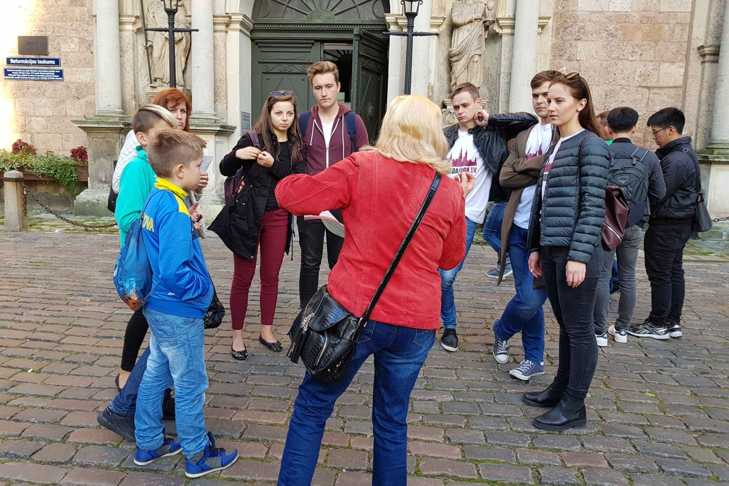 Riga Ghost Walking Tour