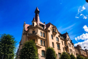 Riga: Interactive City Discovery Experience