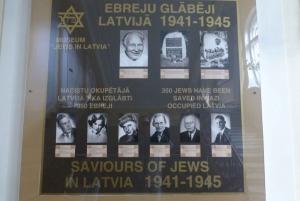 Riga: Jewish Heritage Private Guided Tour