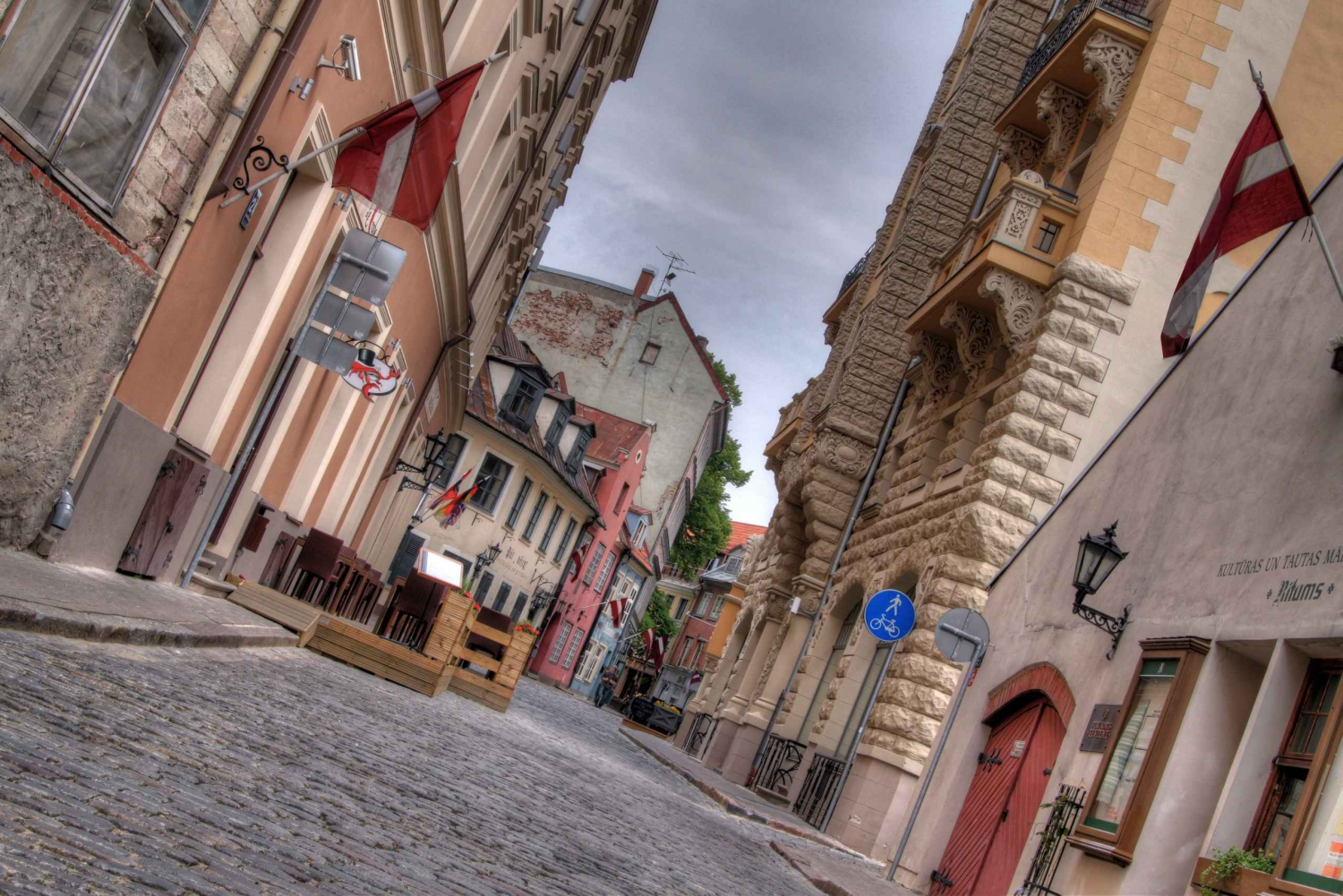 Riga Old Town Private Walking Tour