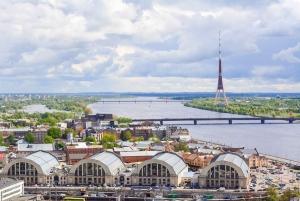 Riga: Private Tour with a Local Guide