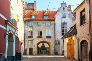Riga: Self-Guided Old Town Tour