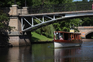Riga Sightseeing Tour by Canal Boat