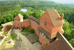 Sigulda Castles, Gauja National Park: Full-Day Tour