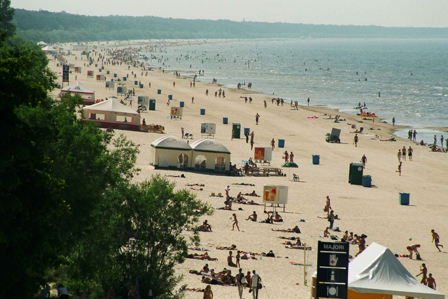The Soul of the Baltic Sea: Half-Day Jurmala Tour