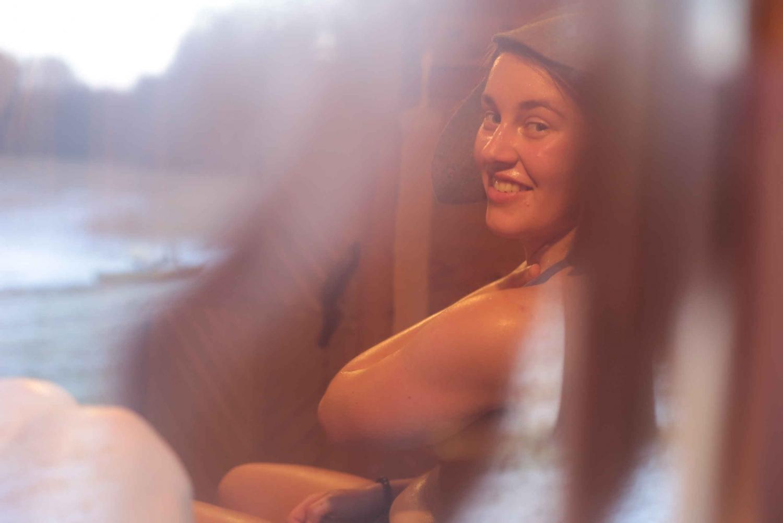 Visaginas: Full-Day Hiking Tour w/ Sauna