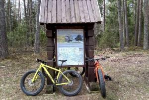 Visaginas: Swamps and Bogs Fat-Bike Tour