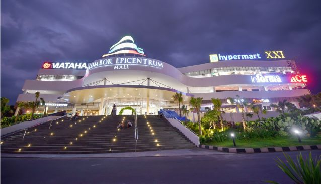 Lombok Epicentrum Mall