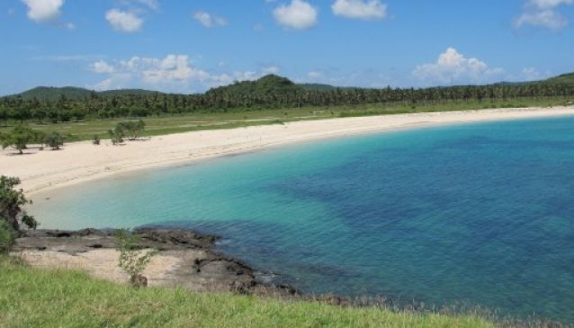 Walking the South Coast of Lombok