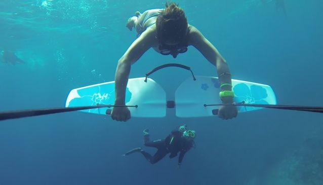 Watersports in Lombok and the Gilis