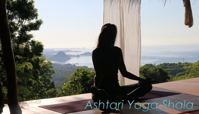 Yoga in South Lombok