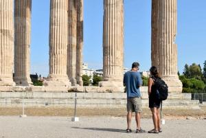 Acropolis, Agora, and Zeus Temple Entrance Tickets w/ Audio