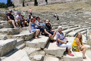 Acropolis and Acropolis Museum Tour with Entry Tickets