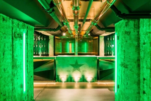 Amsterdam: City Canal Cruise and Heineken Experience Ticket