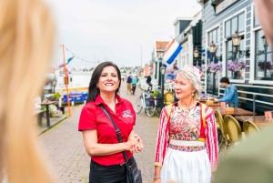Amsterdam: Zaanse Schans, Volendam and Marken Full-Day Tour