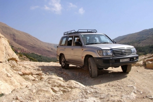 Atlas Mountains and Agafay Desert Jeep Safari
