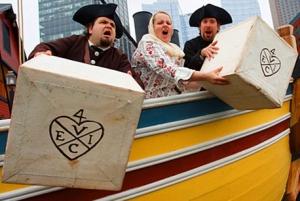 Boston Tea Party: Ships & Museum Interactive Tour
