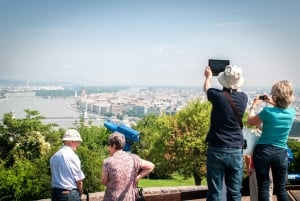 Budapest: 3-Hour Live Guided Sightseeing Tour