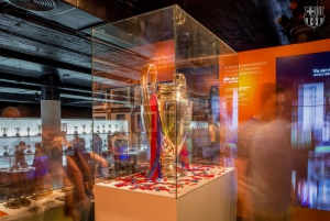 Camp Nou Experience: FC Barcelona Museum and Tour