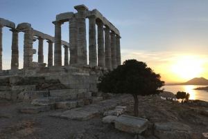 Cape Sounion: Sunset Tour from Athens