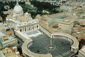 Castel Sant' Angelo and St. Peter's Square Tour