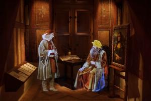 Clos Lucé Castle Ticket: Da Vinci Home & Science Museum