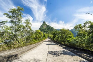 Corcovado, Sugarloaf Mountain, and Selarón Steps 6-Hour Tour