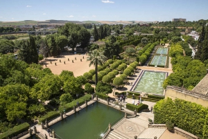 Cordoba: Alcazar Skip-the-Line Guided Tour and Ticket