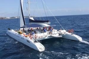 Costa Daurada: Catamaran Tour and Snorkeling