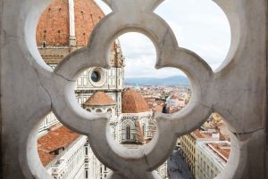 Florence: Cathedral, Dome and Terraces Guided Tour