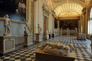 Florence: Uffizi Gallery Priority Entrance and Tour