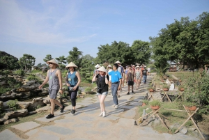 From Hanoi: Bai Dinh, Trang An, and Mua Cave Full-Day Tour